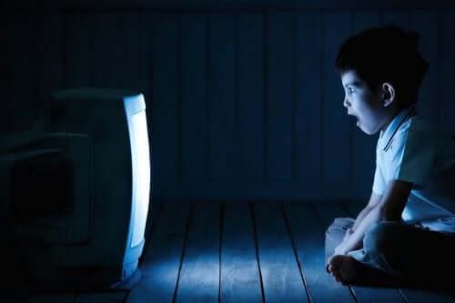 Le temps passé devant un écran