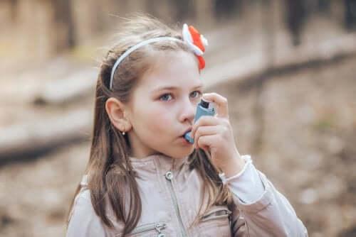 L'école et l'asthme