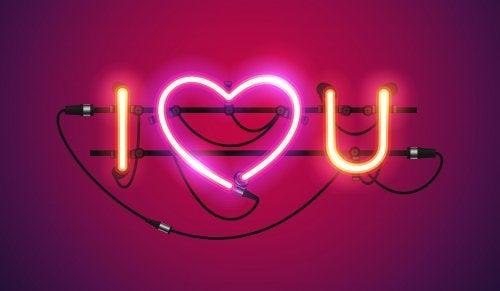 apprendre à dire je t'aime