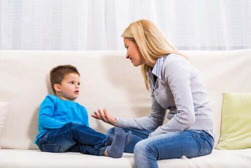 Les symptômes du trouble mixte du langage