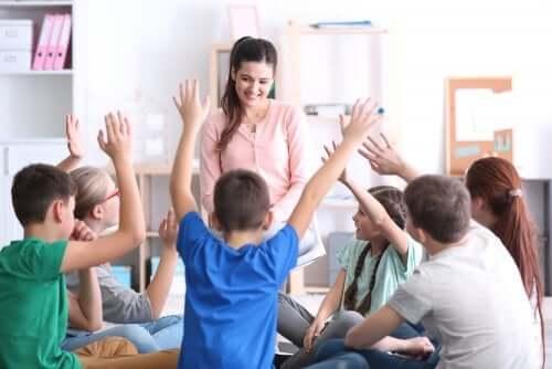 donner la parole à l'élève en classe