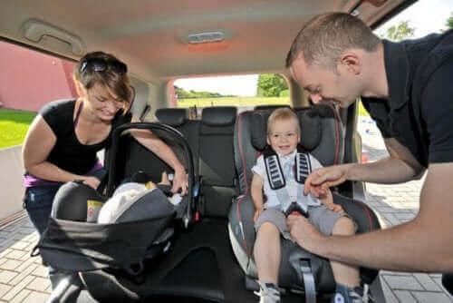 bien régler les sièges auto