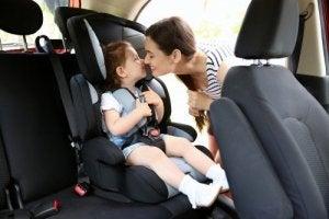 Les règles à suivre concernant les sièges auto