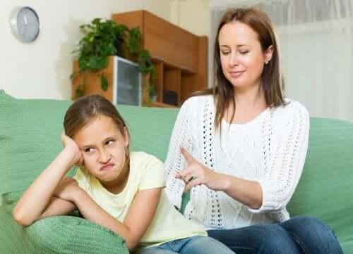 Comment apprendre aux enfants à accepter un non ?