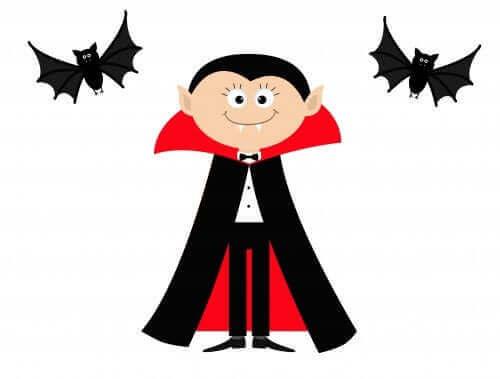Le petit vampire.
