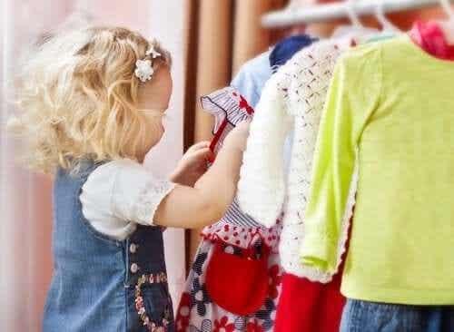 Pourquoi laisser les enfants décider de leurs vêtements ?