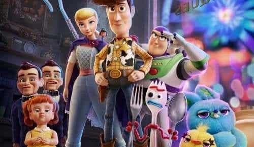Toy Story 4 : l'évolution de Disney