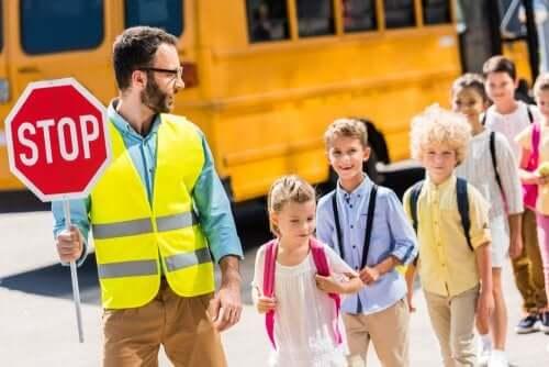 Des enfants sensibilisés à l'éducation routière