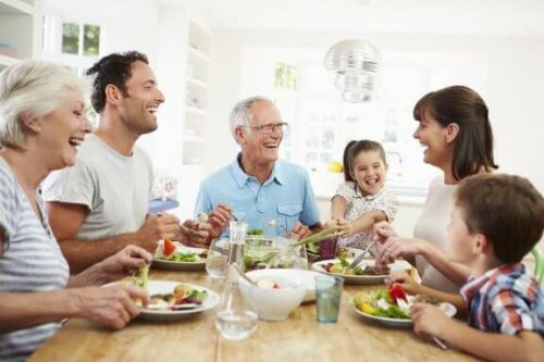 7 façons de montrer de l'amour dans la famille