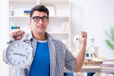 L'horloge biologique masculine