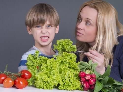 Mon enfant n'aime pas les légumes, que puis-je faire ?