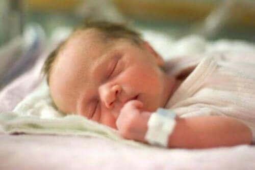 Les tests effectués sur les nouveau-nés