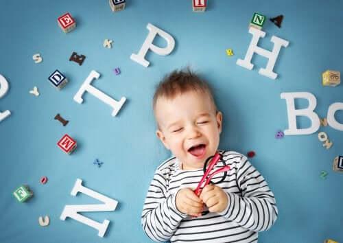 Développement du langage chez les bébés