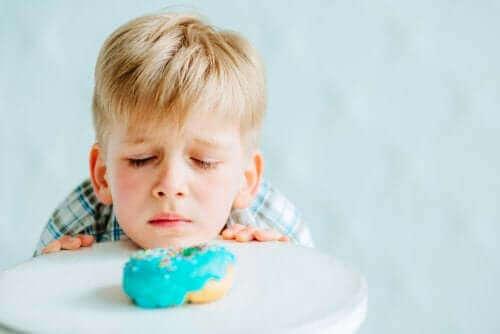 Intolérance au gluten chez l'enfant