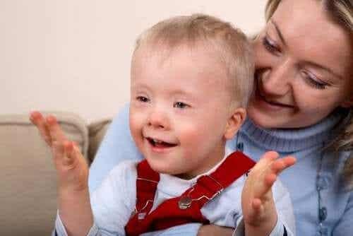 L'importance de l'affection pour les enfants handicapés