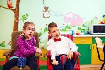 Intervention éducative auprès des enfants ayant une déficience intellectuelle
