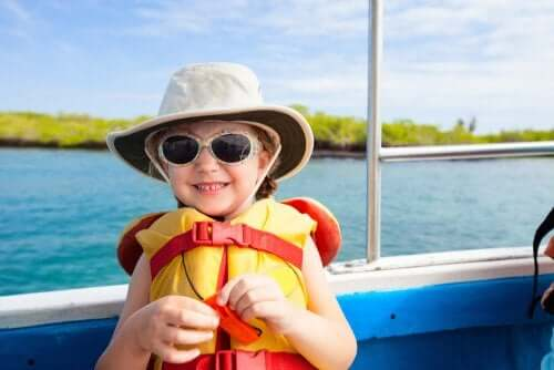 Normes de navigation pour les enfants
