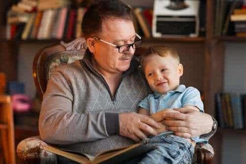 5 livres pour grands-parents