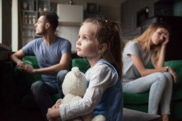 Ne pas divorcer pour ses enfants