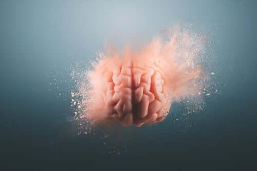 Un cerveau qui explose
