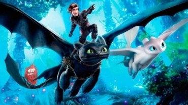 Les meilleurs films pour enfants de DreamWorks