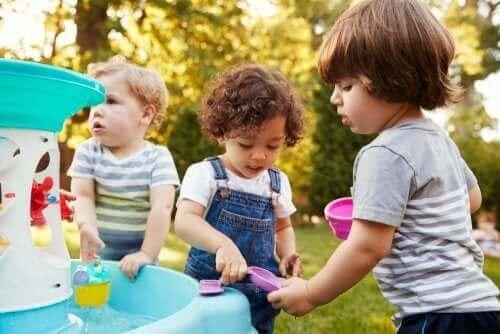 droits de l'enfant à jouer