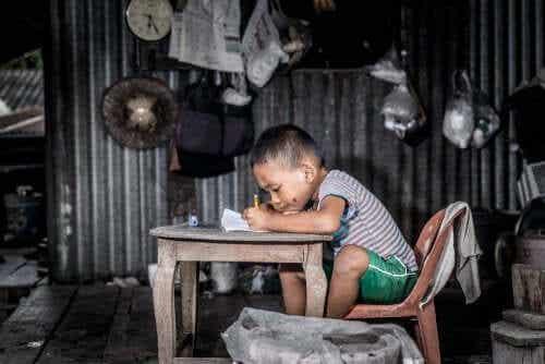 Les actions de l'UNICEF pour protéger les enfants