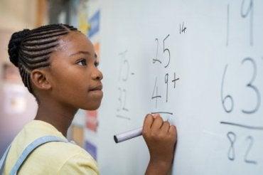 L'intelligence mathématique chez l'enfant