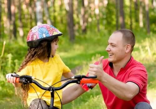 Pour faire du vélo, on fait appel à l'approche kinesthésique dans l'apprentissage