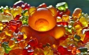 Contrôler la consommation de bonbons chez les enfants