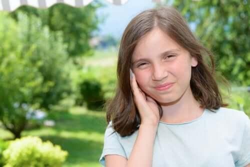 Rupture du tympan chez l'enfant