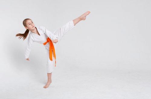 Arts martiaux pour les enfants