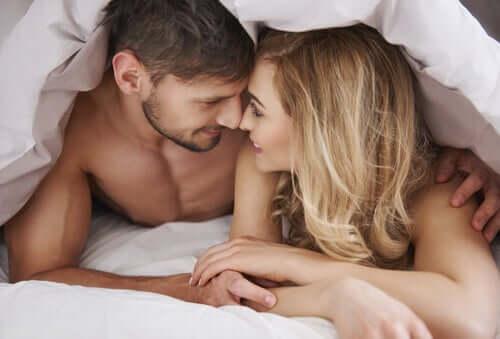 Relations sexuelles dans un couple