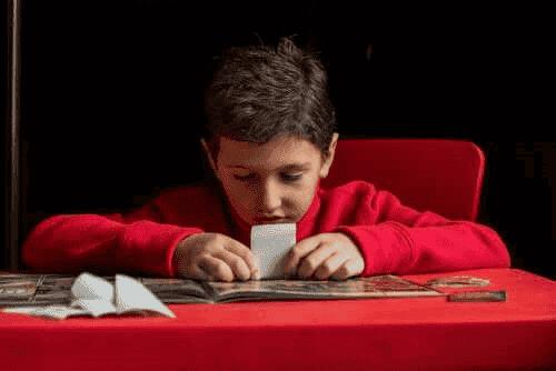 Les 4 bénéfices de la collection d'images chez les enfants