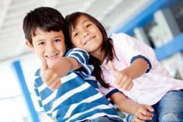 Encourager l'optimisme pour éduquer des enfants capables