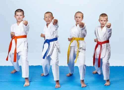 Les valeurs du Kung Fu pour les enfants