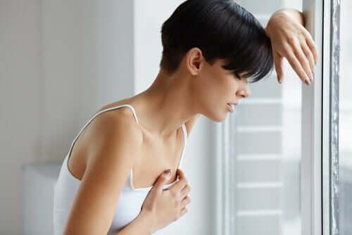 Allaitement et douleur aux mamelons