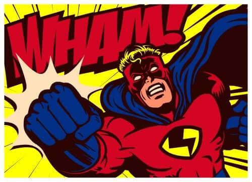 HeroTales, superhéros et comics, application pour enfants