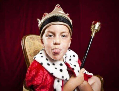 L'enfant-roi dans une famille persmissive