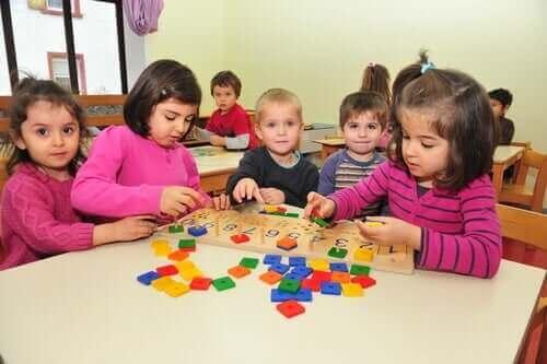 La maternelle permet une éducation pour tous