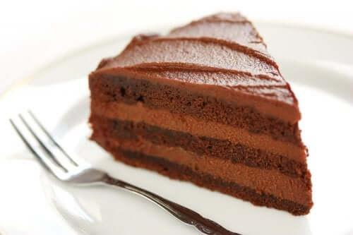 3 recettes au chocolat
