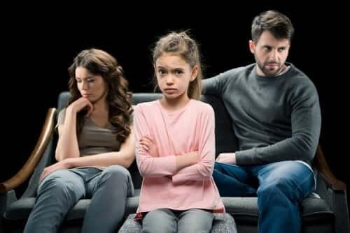 Comment annoncer une séparation aux enfants ?