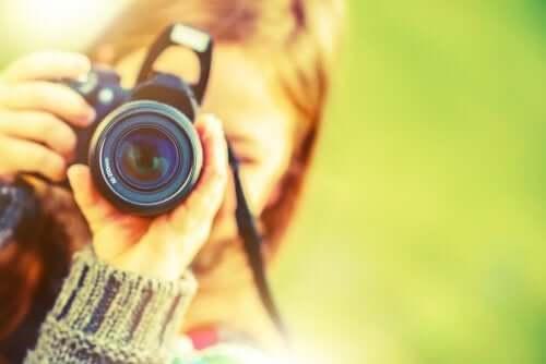 Les bénéfices des cours de photographie pour enfants