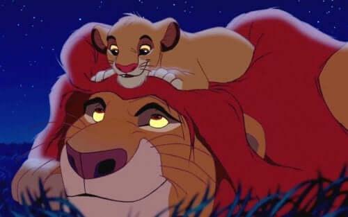 Image du roi lion
