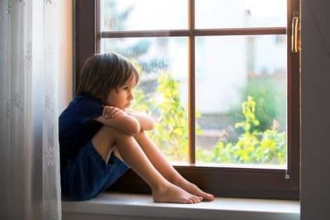 Le trouble dysthymique chez l'enfant et la dépression