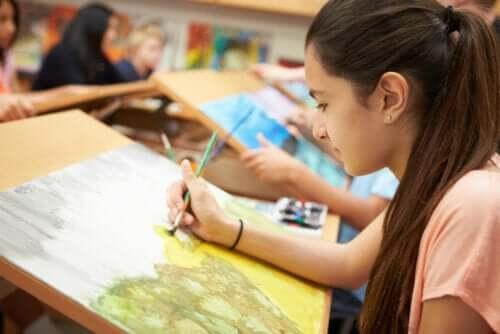 7 cursus universitaires dans la branche artistique