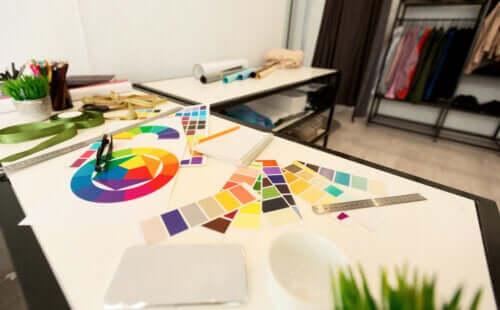 Design intérieur et couleurs