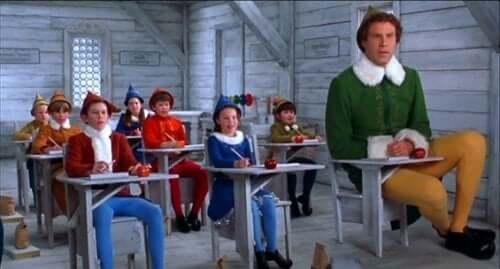 Le film Elfe pour enfants