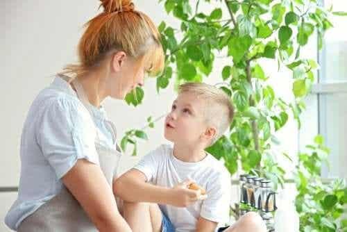 L'importance des réponses que vous donnez à votre enfant