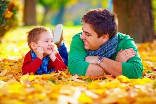 Relation entre père et fils